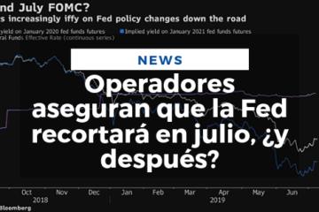 Operadores aseguran que la Fed recortará en julio, ¿y después?