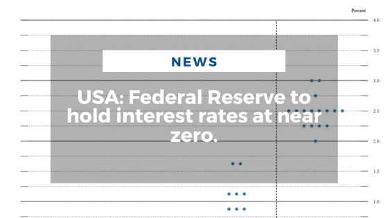 Mariano Aveledo Permuy Noticias Junio 17 - USA Federal Reserve to hold interest rates at near zero